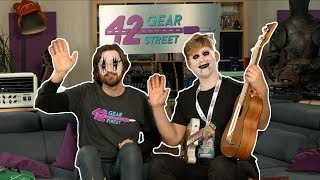 The most METAL dudes at 42 Gear Street!