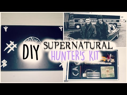 DIY Supernatural Hunter's Kit