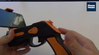 Review Pistola realidad aumentada YouTube Videos