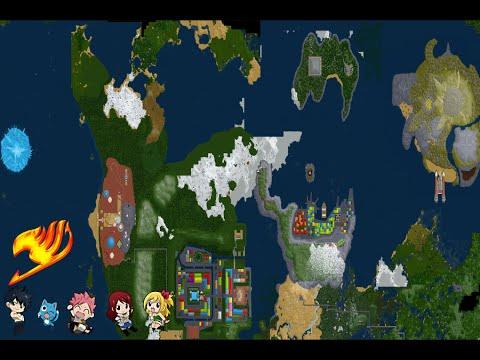 Fairy Tail - Wooooow - Modpacks - Minecraft - CurseForge