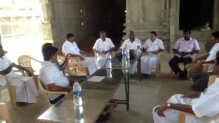 Muthur Kuppanna samy Temple - North & South Vazhavu Meet