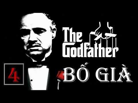 Tiểu Thuyết Bố Già - The Godfather || Mario Puzo - Phần 4
