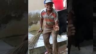 baba ji ki masti whatsapp  funny videos dance