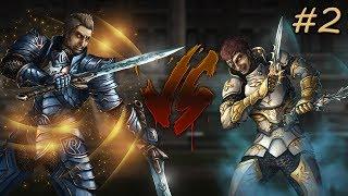 Наточенная битва   Gladiator VS Treasure Hunter   Выпуск 2