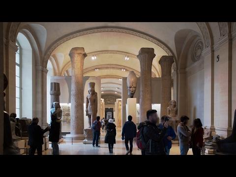 Le Louvre Antiquités égyptiennes