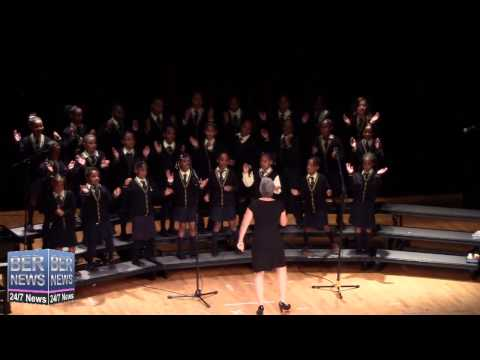 West End Primary School Choir, February 13 2015