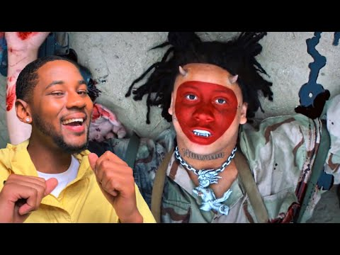 Trippie Redd - Under Enemy Arms    🔥 REACTION