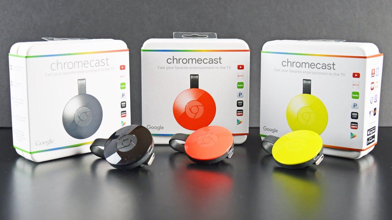 google chromecast 2.0 tv box