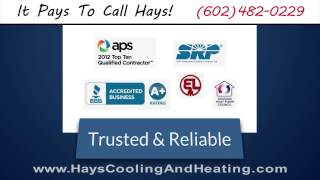 Top Rated, Certified AC Repair in New River AZ | A+ BBB
