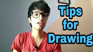 Drawing tips for beginners