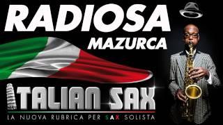 MAZURCA per Sax e Fisa - RADIOSA - ITALIAN SAX - Basi musicali e partiture - ballo liscio