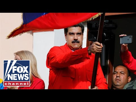 Venezuela's Maduro orders US diplomats gone within 72 hours