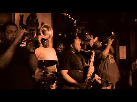 Soul Rebels Brass Band - Get Lucky (Cover) | Live @ Le Bon Temps Roule 7/25/13