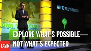 Tom Wujec: Explore What's Possible—Not What's Expected