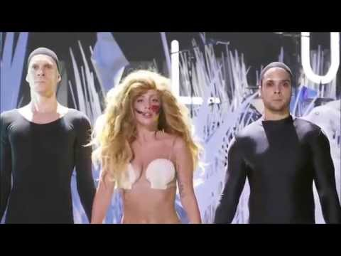 Lady Gaga - Applause Live MTV VMAs 2013 (HD)