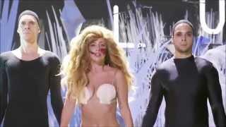 Lady Gaga Applause Live MTV VMAs 2013