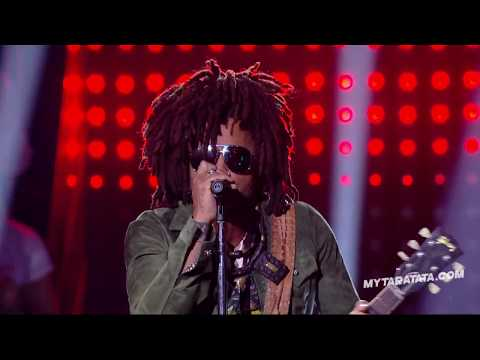 """Lenny Kravitz """"American Woman / Get Up, Stand Up"""" (Bob Marley) (Extrait) (2018)"""