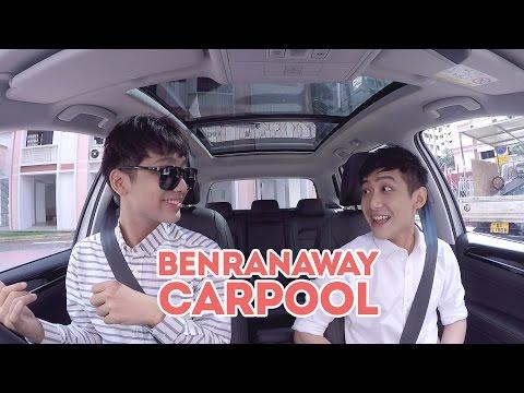 Carpool Karaoke Teaser - BenRanAway