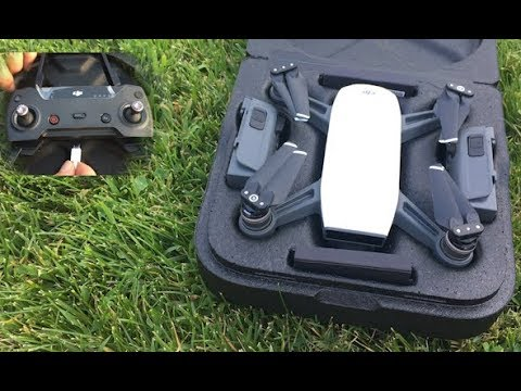 how to fly with otg dji spark android