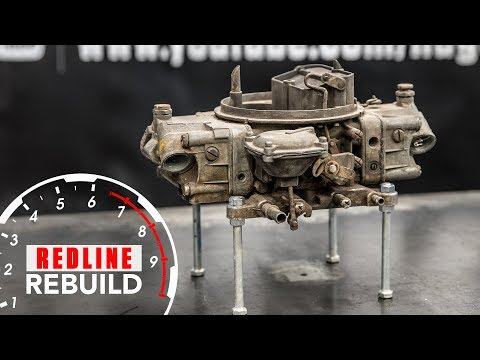 Should You Rebuild a Carburetor Instead of Replacing It