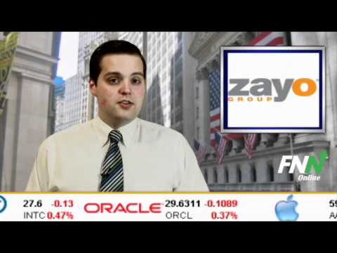 Zayo Group To Acquire AboveNet For $2.2 Billion