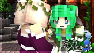 The Girl in the Flower Shop | The Outcasts [Ep. 2] | Minecraft Roleplay