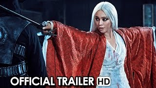 WHITE HAIRED WITCH Official Trailer (2015) - Fan Bingbing Movie HD