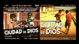 CIUDAD DE DIOS RIDDIM - VERSION INSTRUMENTAL - LA KINTA ESENCIA & CHRONIC SOUND