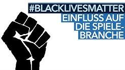 Livestream mit der Chefredaktion: Wie umgehen mit #BlackLivesMatter im Gaming?