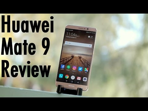 Huawei Mate 9 Review: It's Big. It's Bold. It's Good.   Pocketnow