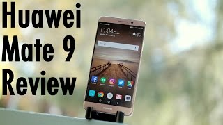 Huawei Mate 9 Review: It's Big. It's Bold. It's Good. | Pocketnow
