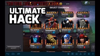 (WORKING) MCOC Ultimate Hack | Private Server + All Characters IOS/Android [250k+ Views!]