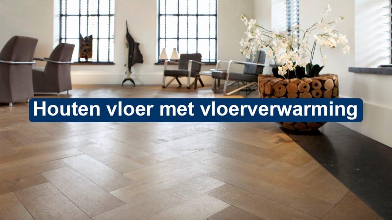 Houten vloer met vloerverwarming youtube