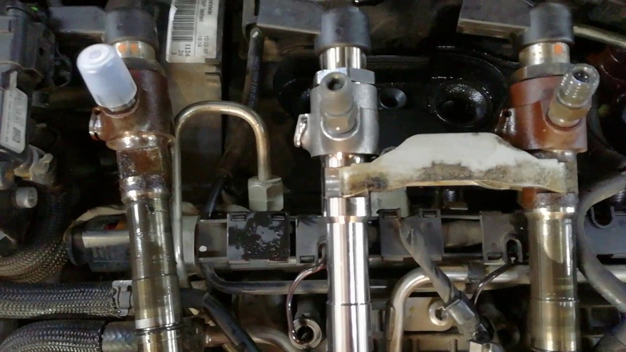 Possible injector problem