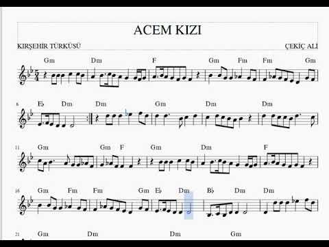 Deep Turkish Saz Trap Beat Instrumental ► Acem Kızı ◄   Sad Rap Beat - Prod by . Turko