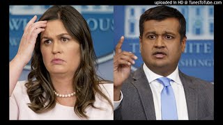 Sarah Sanders, Raj Shah Planning to Leave the White House