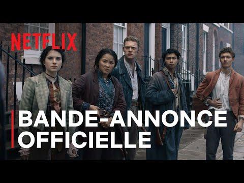 Les Irréguliers de Baker Street | Bande-annonce officielle VF | Netflix France