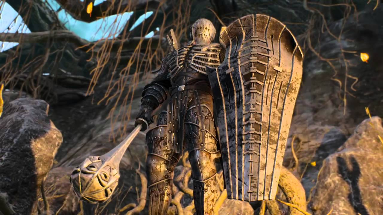 The Witcher 3 Imlerith Boss Fight Youtube