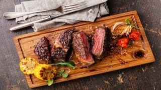 Стейк | Домашний Вкусный Рецепт | Как Жарить Стейк | Steak | How to Fry Steak