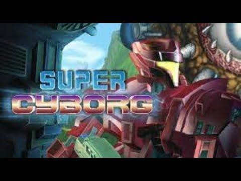 Super Cyborg All Bosses No Damage. |