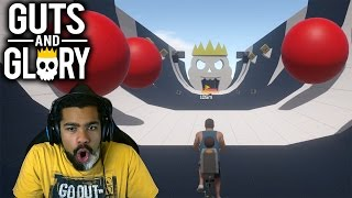 OH! WELL THIS IS ALL BULLSH#T! | Guts and Glory | [User Created Levels]