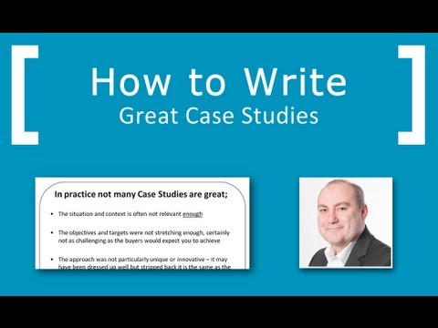 Custom Writing   How To Write A Perfect Case Study   YouTube