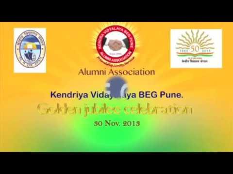 Golden Jubilee Celebration of KVBEG,Pune(1963-2013)