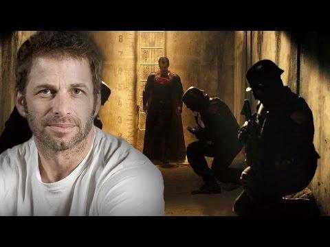 Zack Snyder talks Man Of Steel 2 - Collider