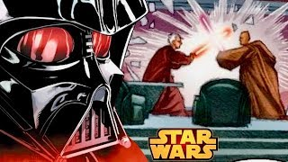 How Darth Vader Interpreted the Mace vs. Palpatine Duel 20 Years Later
