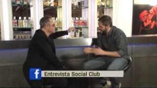 """""""Entrevista Social Club""""- Alejandro Orlando- Bloque 1"""