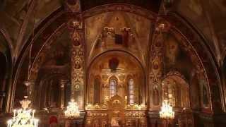 Пасхальное Богослужение на подворье монастыря Оптина пустынь.(, 2014-06-04T17:21:42.000Z)