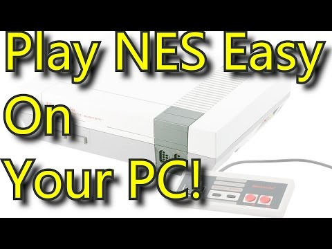 Play NES Games On PC W/ Jnes Emulator 1.1.1 Free + Configuration W/Ninja Gaiden Gameplay/Commentary