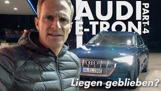 Er ist LEER. Und jetzt???   Audi e-tron  Matthias Malmedie