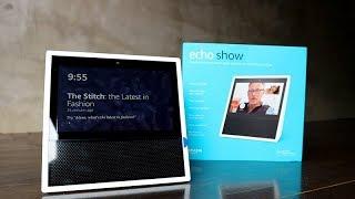 Trải nghiệm loa thông minh Amazon Echo Show